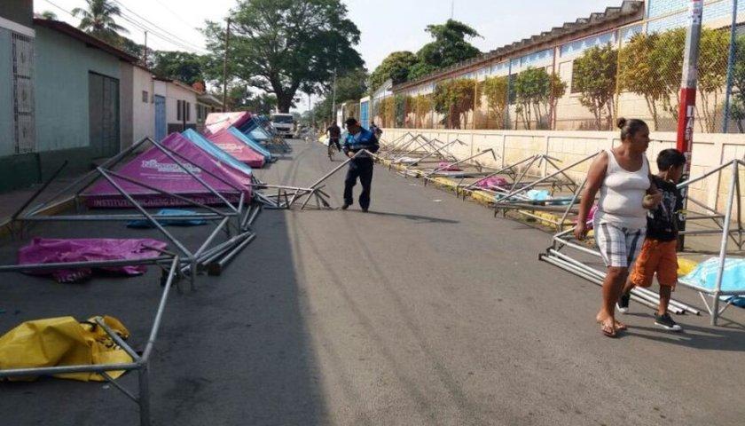 Feria por Amor a Nicaragua, San Marcos - León
