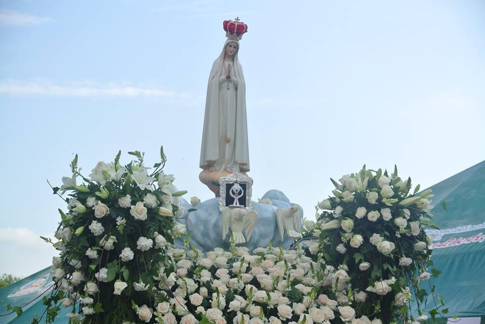 León conmemora 100 años de la aparición de Virgen de Fátima en Portugal