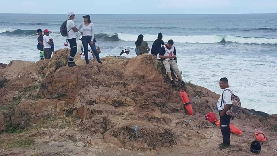 Muere ahogado estudiante de Bluefields en playas de Poneloya