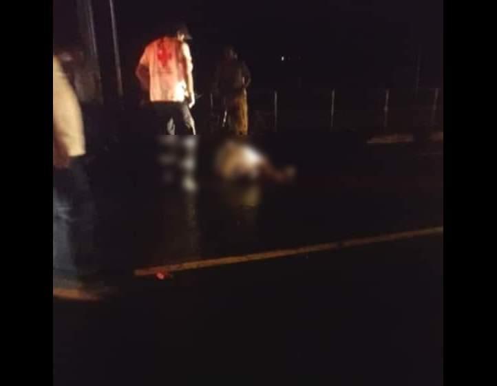 Un fallecido y una joven grave en accidente de tránsito en ByPass