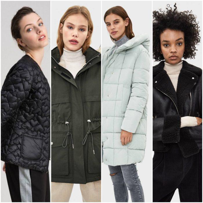 campera para mujer de moda invierno 2020