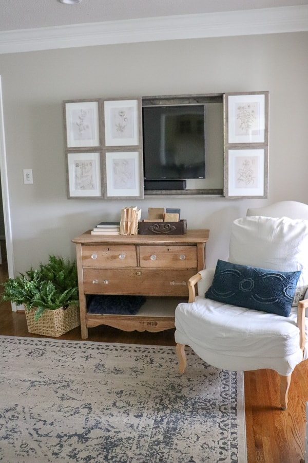 How To Build A Wall Mounted Tv Cabinet Noting Grace