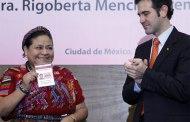 Rigoberta Menchú acudirá a Guerrero para animar a funcionarios de casilla