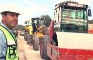 El Gobierno de MVC cumple con infraestructura carretera