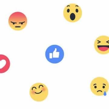 Facebook pronto te dejará dar algo más que «me gusta»
