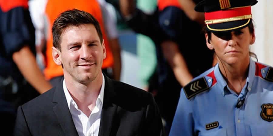 Lionel Messi es el mejor del mundo