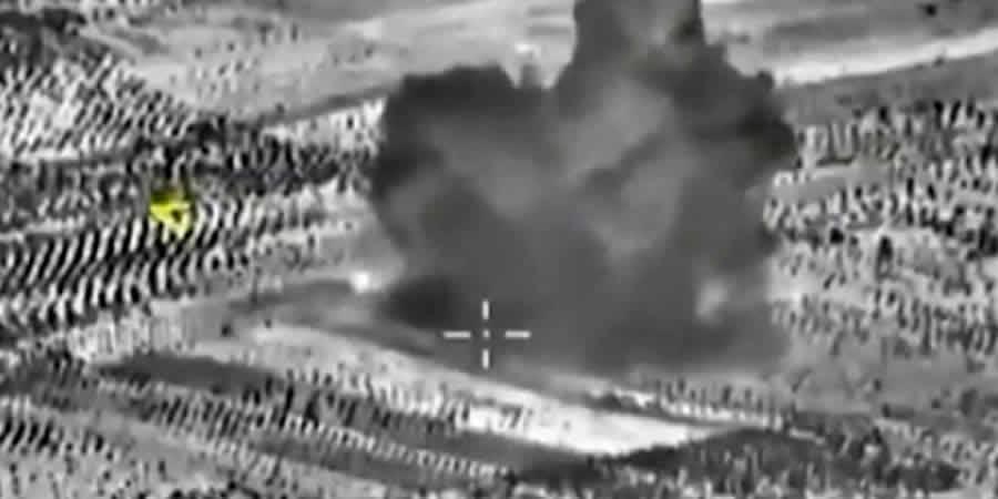 Lanza Rusia nueva oleada de ataques en Siria