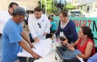 """SMAPA se suma al programa municipal """"Tu gobierno en tu colonia"""""""