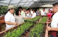 Visitan estudiantes del Instituto de la Zona Olmeca de Tabasco, instalaciones de SECAM