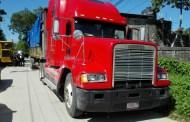 Consigna PGR a cinco personas que transportaban 183 centroamericanos en Chiapas