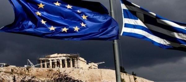 Grecia caerá de nuevo en recesión en 2015 y 2016: UE