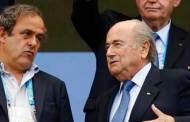 Blatter y Platini suspendidos de la FIFA por ocho años