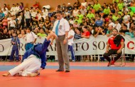 Judokas con resultados positivos en Nacional