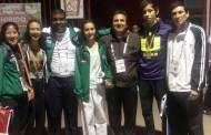 TKD Panamericano levanta la mano por Chiapas