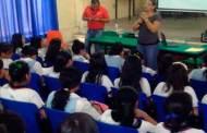Lleva Procuraduría pláticas de prevención a jóvenes de Tapachula, Comitán y Huehuetán