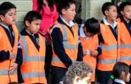 """Implementan """"Brigadas de Prevención"""" para educar a niños en temas de seguridad"""
