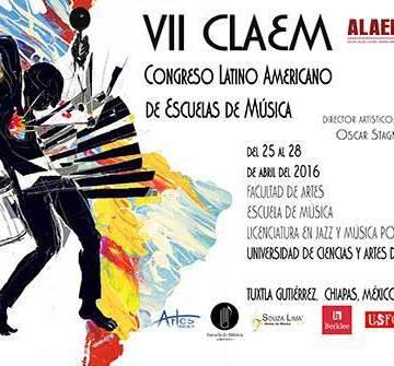 Encuentro con la música jazz internacional y lo que se desarrolla en Chiapas, promueve UNICACH