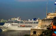 Atraca en Cuba el primer crucero proveniente de EU en más de 50 años