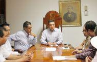 Ganaderos estatales se reúnen con Rutilio Escandón