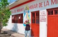 Piden activistas de Arriaga la creación de un pozo profundo para continuar ayudando a Centroamericanos
