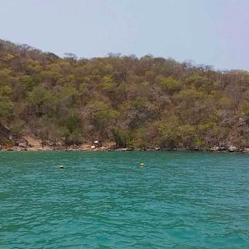El recorrido en las 7 bahías es un espectáculo que no se puede perder si visita Huatulco