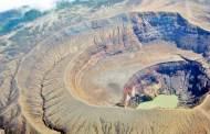 CONANP desarrolla proyecto relacionado al sendero de ascenso seguro al volcán Tacaná