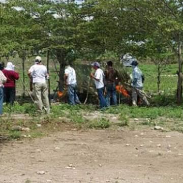 Continúan operativos para restituir predios invadidos en Chiapas