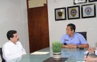 Continúa SSyPC trabajando en materia de seguridad con presidentes municipales