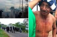 """""""Chocan"""" policías y maestros en Tabasco"""