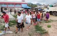 Mujeres y hombres se movilizan contra dengue, chikungunya y zika en colonias de Tuxtla Gutiérrez