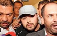 Arrestan al cantante Gerardo Ortiz, paga fianza y sale