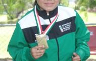 Keyla Camposeco, va por su terceros Juegos Nacionales Populares