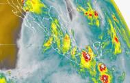 Continúa el pronóstico de lluvias muy fuertes con tormentas intensas en Baja California Sur