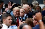 Trump promete revelar pronto información sobre su salud
