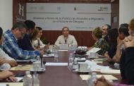 Gobierno de Chiapas impulsa políticas de salud a favor de migrantes