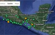 En lo que va del año en Chiapas se registran once mil 977 sismos