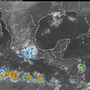 Se prevén tormentas muy fuertes en la Ciudad de México y el Estado de México