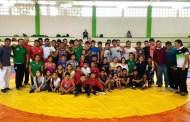 Celebran Campamento de Lucha en Ocosingo