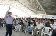 Engrandezcamos a Chiapas con nuestro trabajo y honestidad: Rutilio