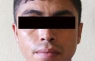 Grupo interinstitucional detiene a sujeto por extorsión en Tapachula