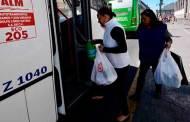 Por 'gasolinazo', no tendría que haber alza a precios del transporte público: Meade