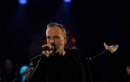 Miguel Bosé cantará en el Zócalo el próximo domingo
