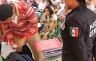 SSyPC continúa promoviendo la cultura de prevención en escuelas de Tuxtla