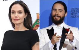 Angelina Jolie, ¿de romance con Jared Leto?