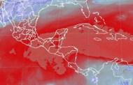 En Baja California, Sonora, Chihuahua, Durango y Coahuila se prevén vientos fuertes