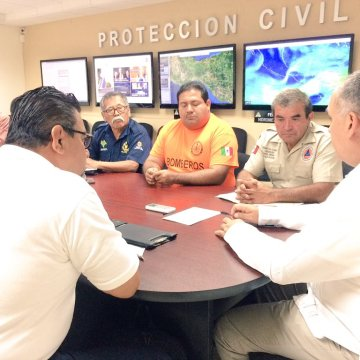 Bomberos de Chiapas sancionaran a quienes causen incendios