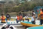 Investiga PGJE muerte de turista en Chiapa de Corzo