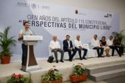 Convoca MVC a alcaldes ser gestores del desarrollo en sus municipios