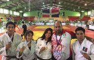 Itzel Pechá repite oro en Rep. Dominicana