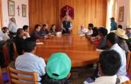 Diálogo para distender conflicto en Oxchuc